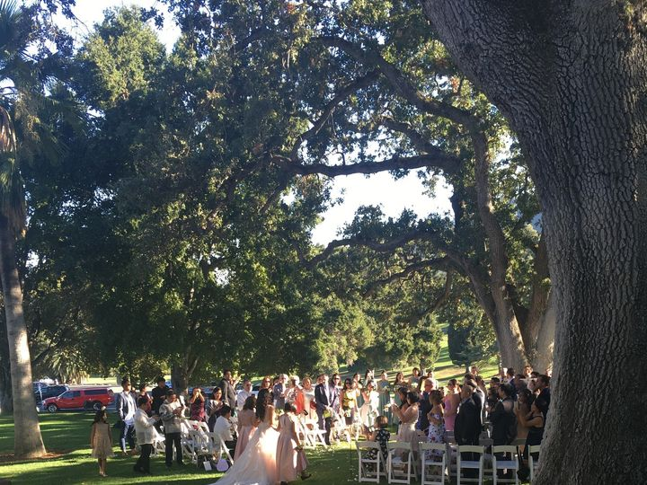 Tmx 1507664541427 Outside Ceremony Bride Walking Pleasanton, CA wedding venue