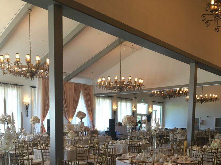 Tmx 1507665793109 Gold Chivari Pleasanton, CA wedding venue