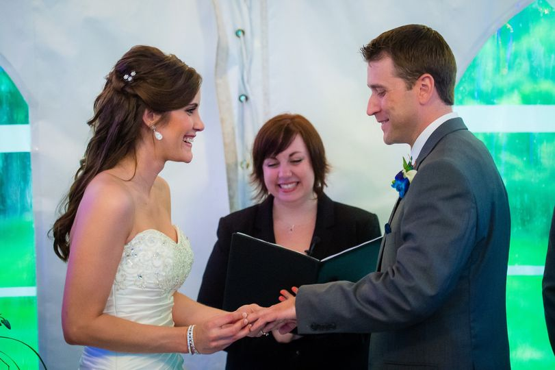 Laughter and love are always part of celebrated ceremonies