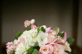 sweet pea floral design