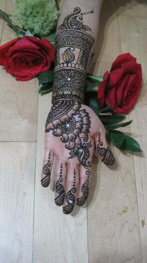 Beautiful Mehndi in Chicago