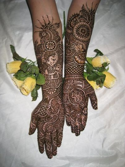 Unnati'z Art - Mehndi