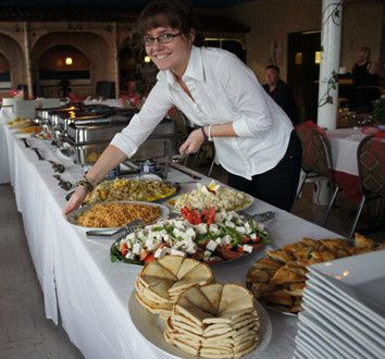 catering picture lebanese buffet