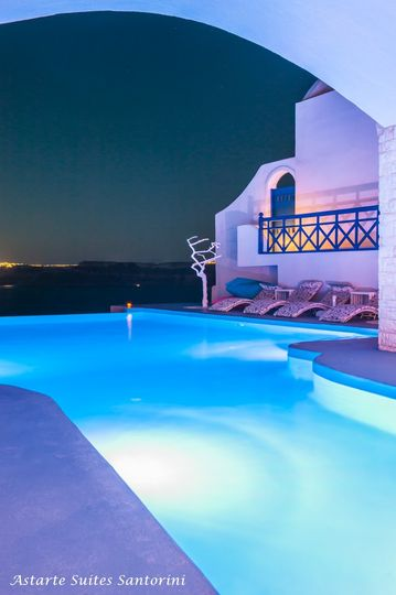 Astarte Suites Hotel in Santorini island, Greece  Website: www.astartesuites.gr