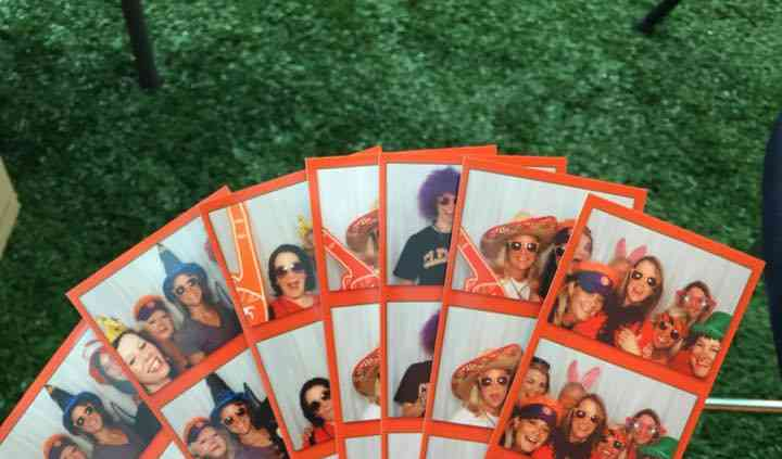 Fire and Ice Photo Booths