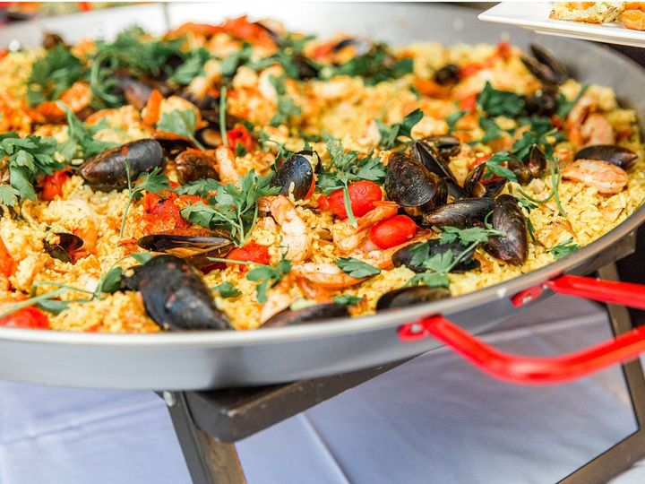 Tmx Paella 51 960119 157593967662449 Raleigh, NC wedding catering
