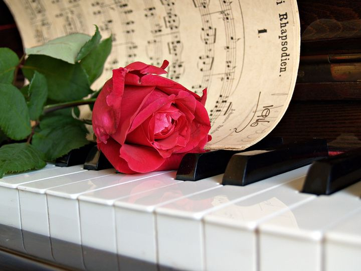 Piano and Flute Music