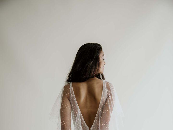 Tmx Sabine Back 51 1021119 Portland, OR wedding dress