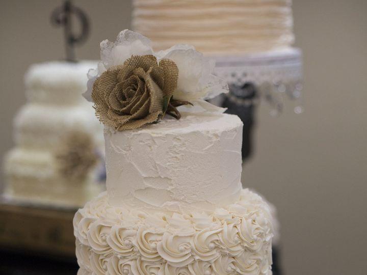 Tmx 1452798997237 4 Tier W Rosettes Ii Tonganoxie, KS wedding catering