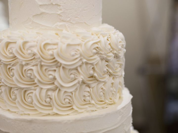 Tmx 1452799036260 4 Tier W Rosettes Tonganoxie wedding catering