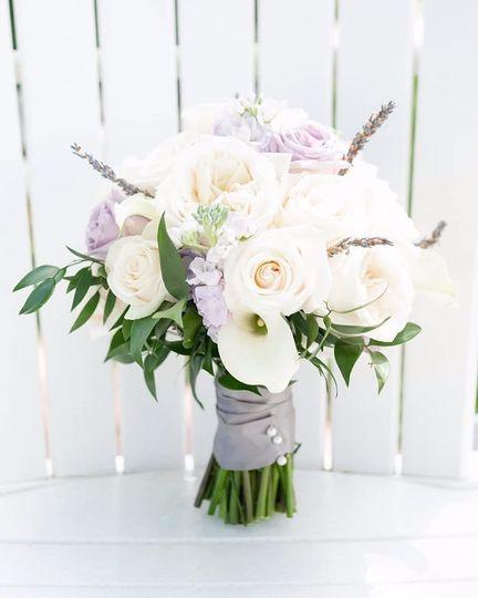 An elegant bouquet