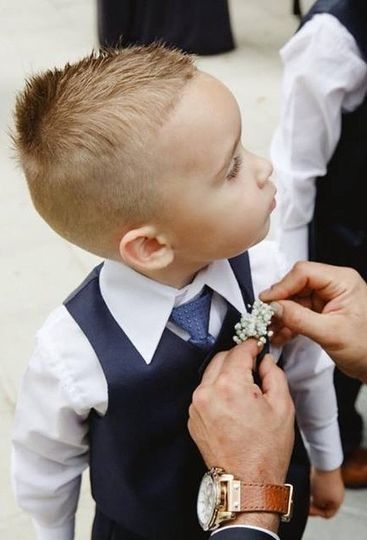 Ring Boutonniere