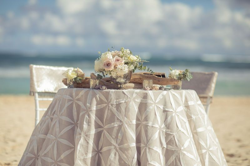 Table for the couple