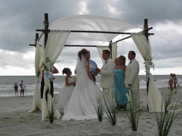 Sweetwater Bamboo Beach Wedding Events