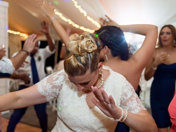 Tmx 1470935341205 Hilary B Photography Arpeggio Wedding Entertainmen North Smithfield, RI wedding dj