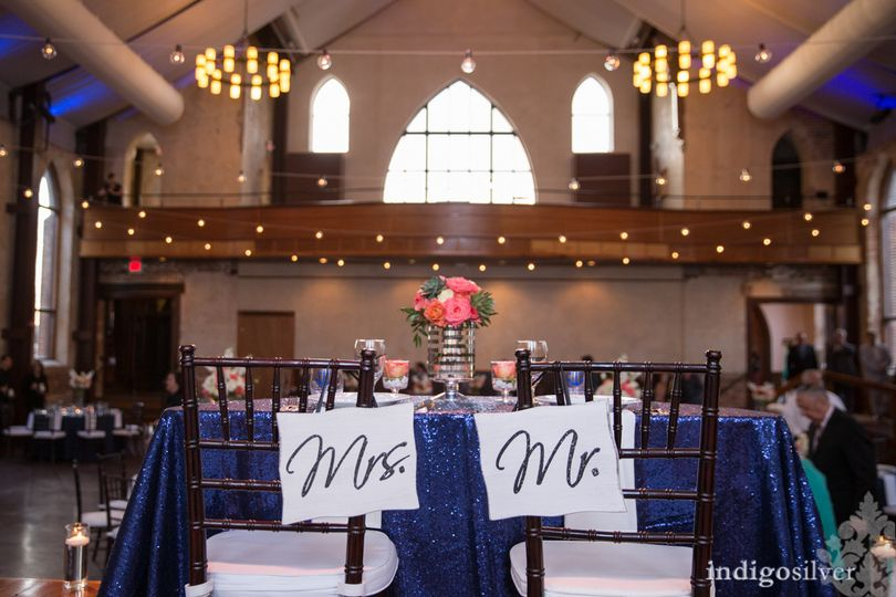 The table of honor