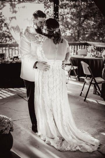 Ashley & Brad First Dance