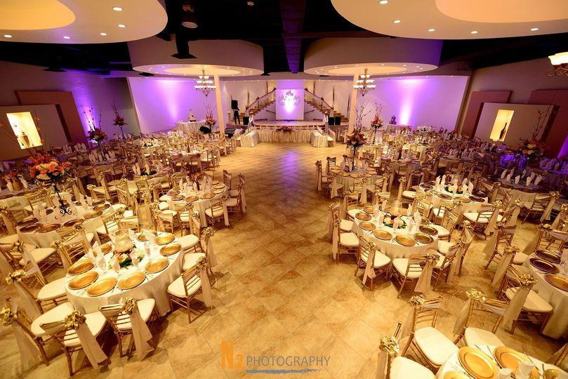 Fontaine Reception Hall - Venue - Houston, TX - WeddingWire