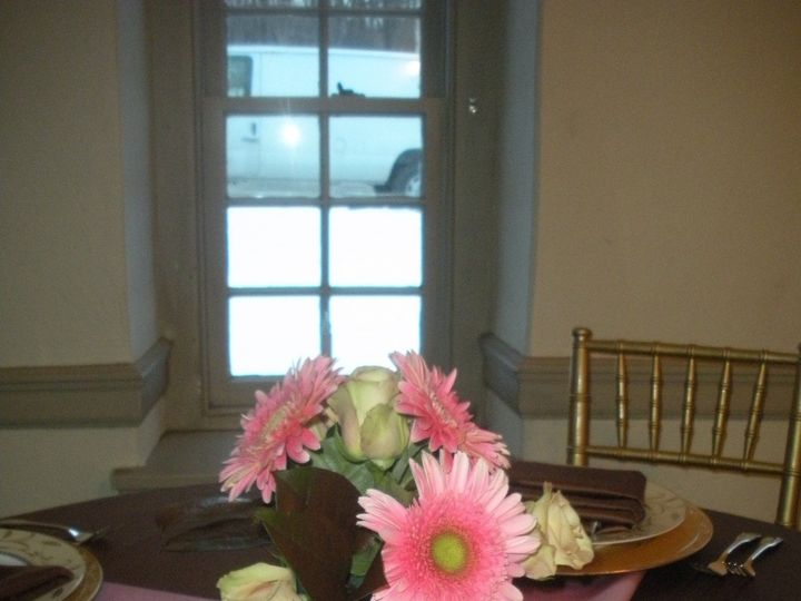 Tmx 1379597078739 Flowers Brown And Pink Clifton Heights wedding catering