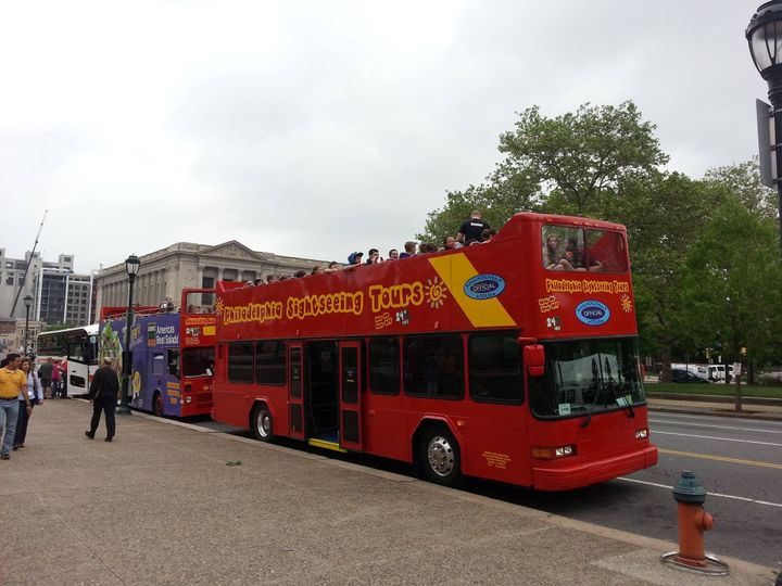 State of the art double decker for up to 65