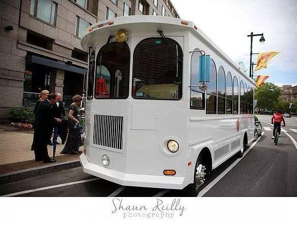 23 passenger Trolley