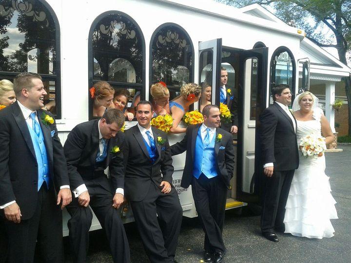Tmx 1417019224569 Wedding Party 1 Philadelphia, Pennsylvania wedding transportation