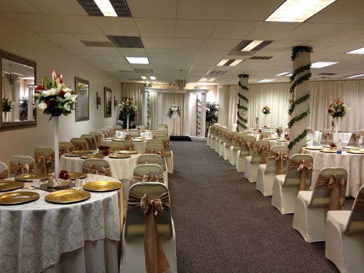 Ceremony and reception venue
