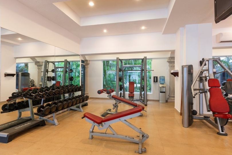 the royal playa del carmen fitness centre 9771