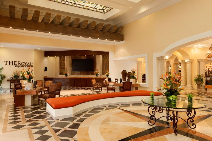 the royal playa del carmen lobby 977150