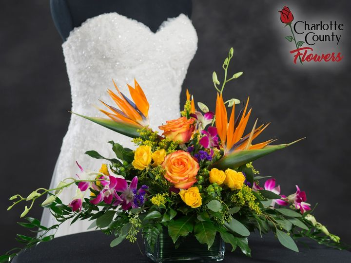 Tmx Flowers34full 51 358119 157892841460688 Punta Gorda, FL wedding florist