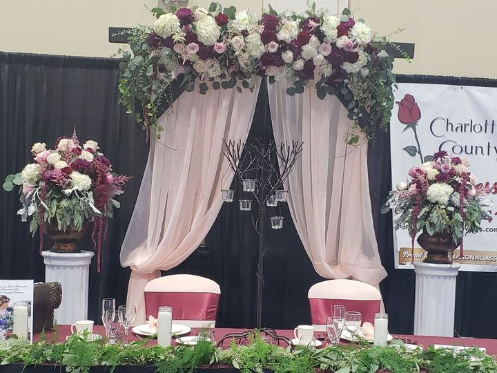 Tmx Head Table 51 358119 157904214938218 Punta Gorda, FL wedding florist
