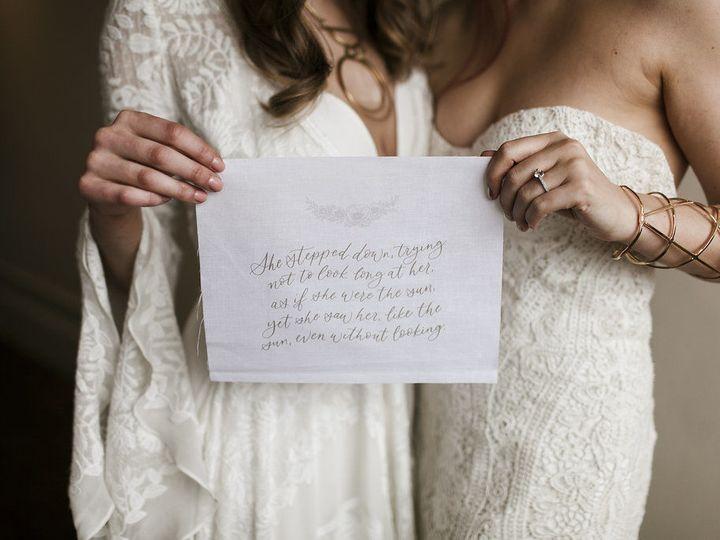 Tmx 1533781787 570d075117f57519 1533781786 26442135032f7dc9 1533781782679 13 SoleRepair Styled Seattle, WA wedding invitation