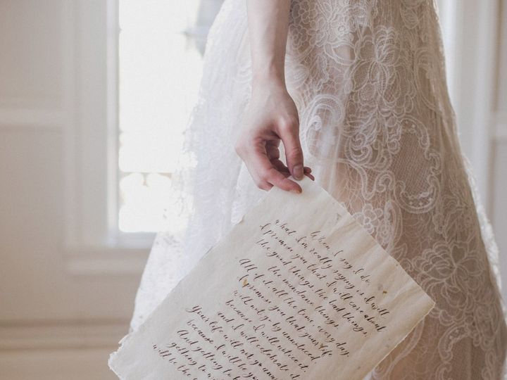 Tmx 1533833137 7c296d7cdc05e862 1533833133 Dd5859663c787521 1533833121061 5 Romantic Wedding V Seattle, WA wedding invitation
