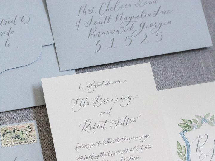Tmx 1533833195 444fd94f4e4d2923 1533833192 F8d9a2c9e8f74e21 1533833187956 7 Watercolor Crest C Seattle, WA wedding invitation