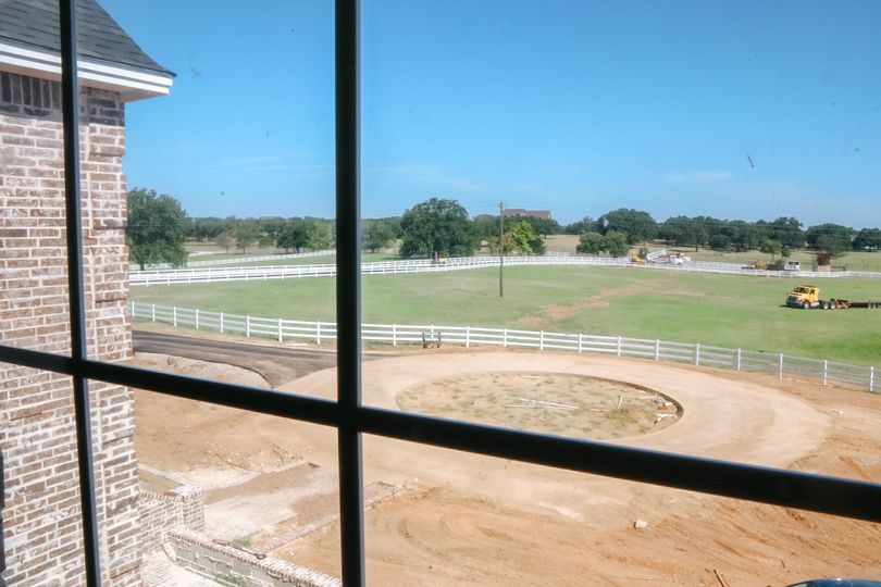 View from groom's suite