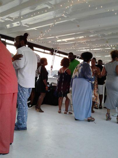 Yacht Reception