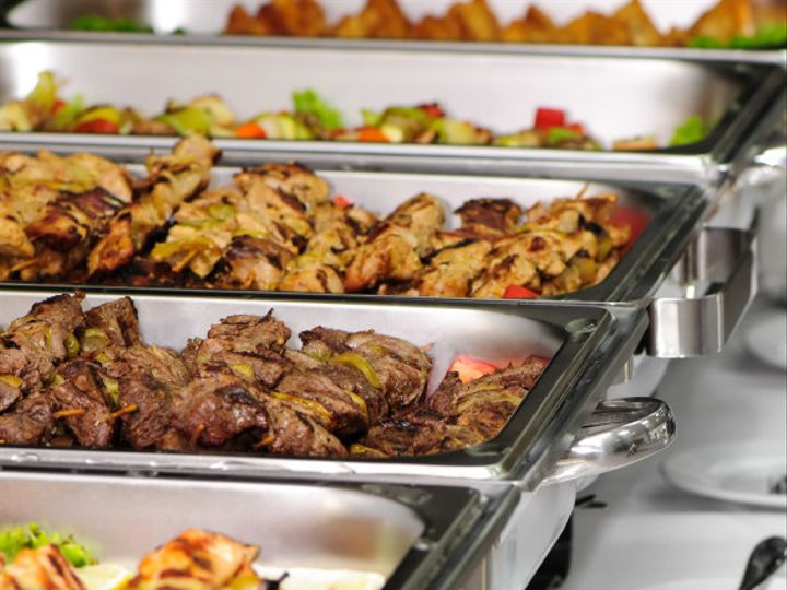 Tmx 1366129690715 Dinner Buffet Sample Mamaroneck, NY wedding catering