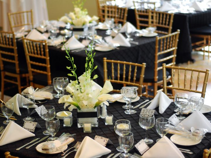 Tmx 1366130070860 Dinner Set Up Mamaroneck, NY wedding catering