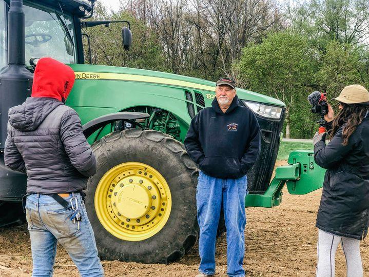 Mini-doc for Sand Hill Farms