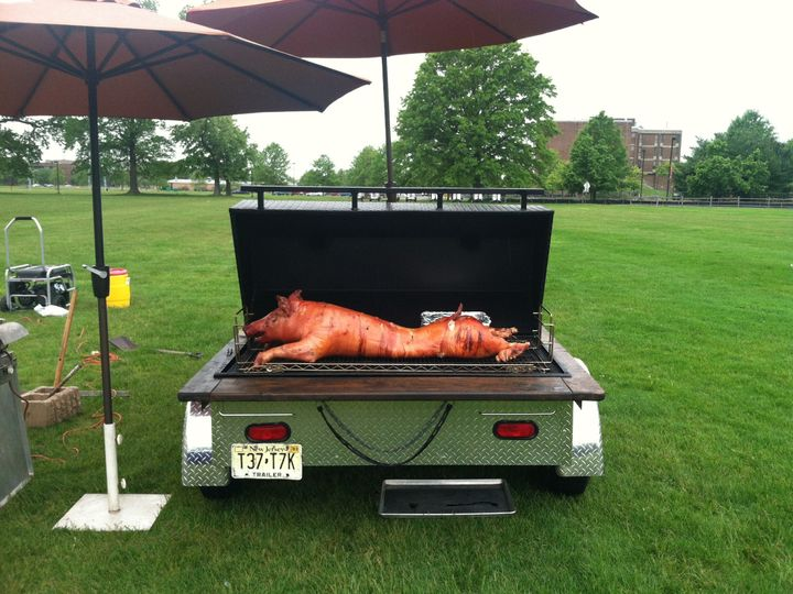 Tmx 1476369848296 Roasted Pig East Brunswick wedding catering