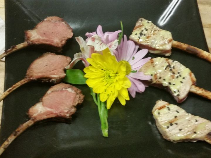 Tmx 1476369866793 Tuna  Lamb App. East Brunswick wedding catering