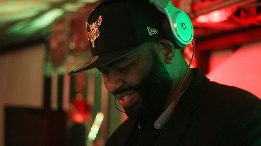 DJ Jam/A-love