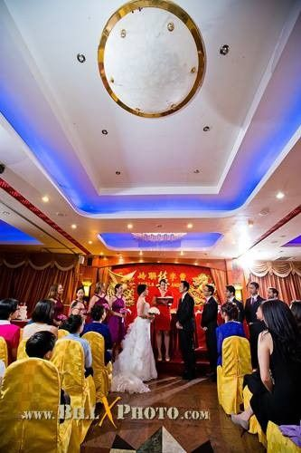 Shiela and Andrew were married on May 24, 2014 at the Golden Unicorn Restaurant in Chinatown. It was...
