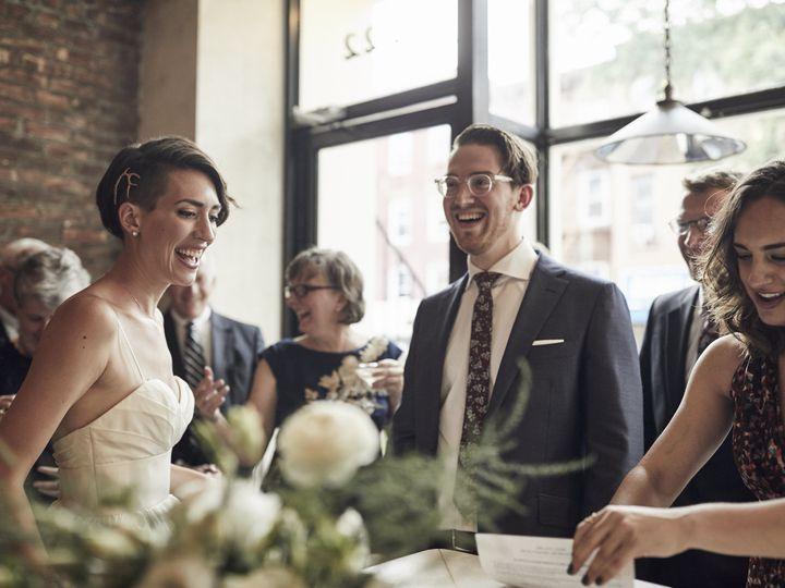 Tmx 1522427582 27b78fb89b7cea6a 1522427580 Dd7387e0d930f713 1522427580110 1 Rachel And Matt 2 Brooklyn, NY wedding officiant