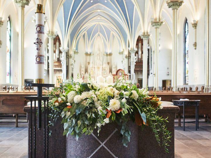 Tmx 1455897371900 Mary Patrick Mary Patrick S Wedding 0120 Grand Rapids, MI wedding florist