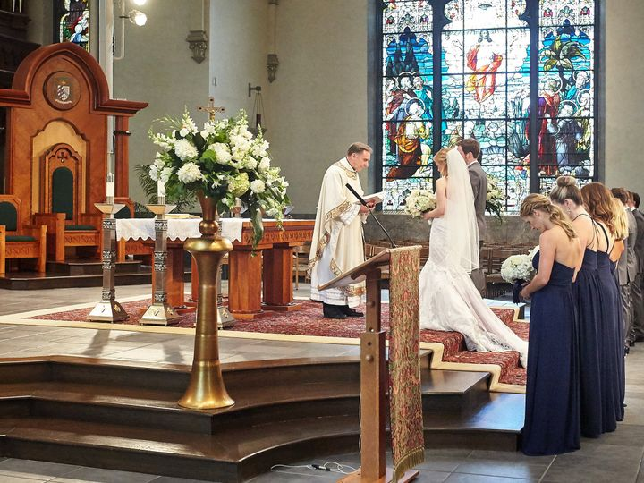 Tmx 1455897494254 Mary Patrick Mary Patrick S Wedding 0206 Grand Rapids, MI wedding florist