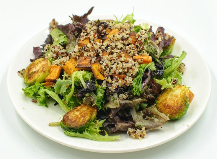 Harvest Salad (Fall Salad)