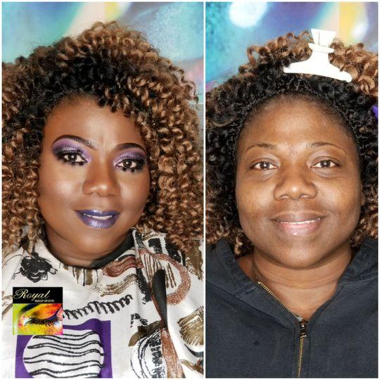 Forbes makeup