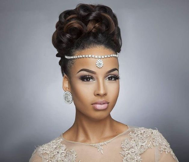 2f4a914dd902c5c67ef51542229dc647 african american wedding makeup hair wedding 51 1033219
