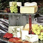 Another stellar crudite display to enhance your reception decor and wow your guests.